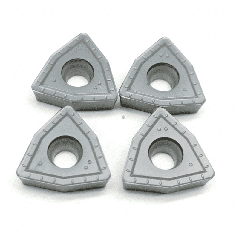 Online Exporter Roughing Machine Tools - Tungsten Carbide CNC Indexable Inserts for Drilling WCMX type – CEMENTED CARBIDE