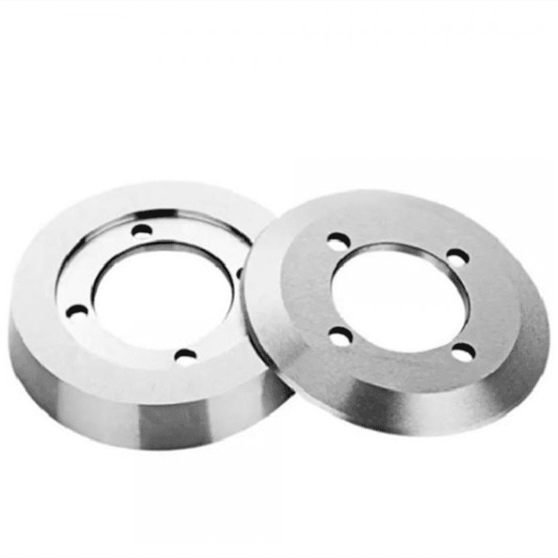 Low price for Solid Carbide Disc Plate - Tungsten Carbide Circular blades – CEMENTED CARBIDE