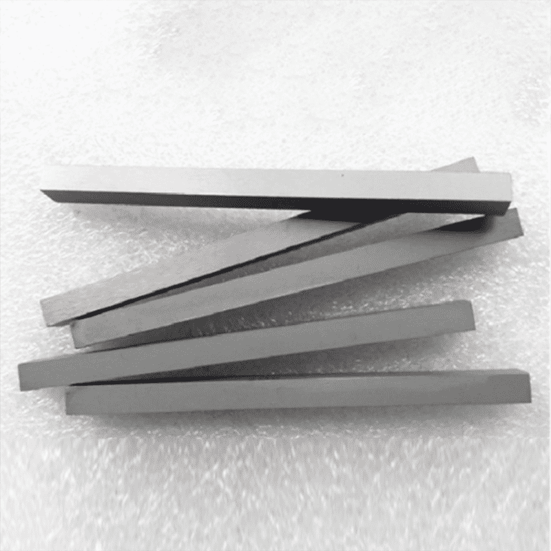China wholesale Tungsten Alloy - Tungsten Carbide strips – CEMENTED CARBIDE