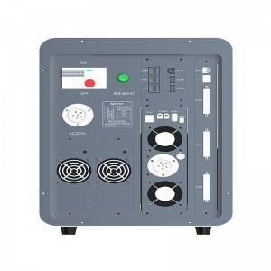 Energy Feedback Charge/discharge Testing System for Power Battery Pack (portable)