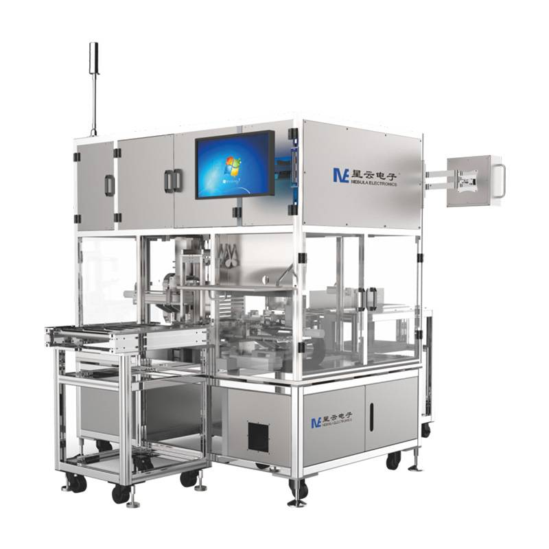 Automatic Cell Welding Machine Featured Image