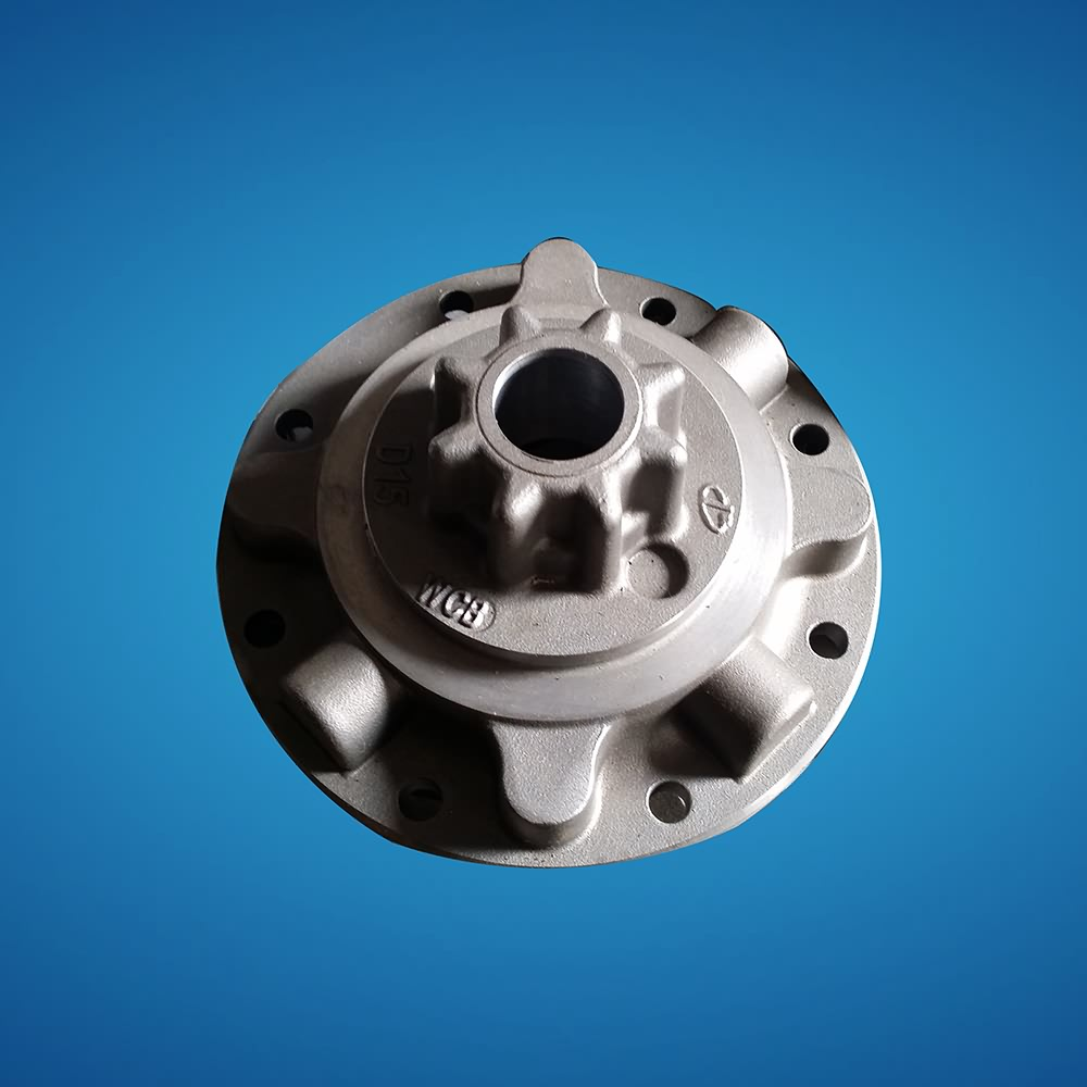 Hot Selling for China Precision Casting Supplier - Iron casting – Neuland Metals