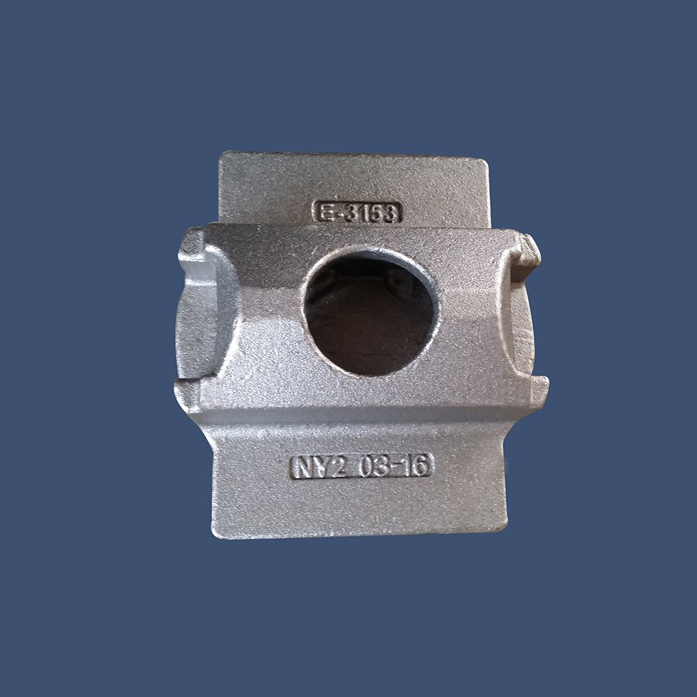 Best Price for Custom Metal Machining Parts - Steel casting – Neuland Metals