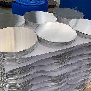 Top Suppliers 7050 T7451 Aluminum Plate - 1050 and 1060 aluminum circle – New Aluminium