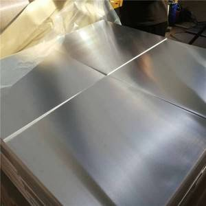 Factory source Aluminum Sheet Manufacturers - Aluminium Plate  Sheet Alloy  1050 1060 for Kitchen Utensils – New Aluminium