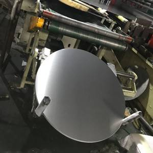 Renewable Design for Small Aluminium Plate - Aluminum Circle Manufacturer for the cookwares – New Aluminium