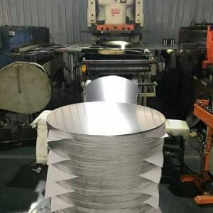 Quality Inspection for Heavy Duty Aluminum Tape - Aluminum Circle for the cookware – New Aluminium