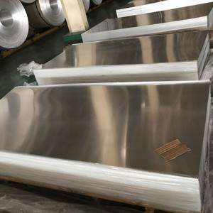 China Gold Supplier for Patterned Aluminum Sheets - 1100 Aluminum Sheet – New Aluminium