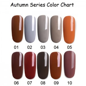 Best Price for Semipermanent Nail Polish - Color Gel Polish – NEW COLOR