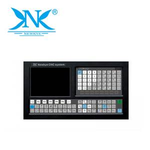OEM Customized CNC Plasma Motion Control - NEW998MC cnc controller – Newkye