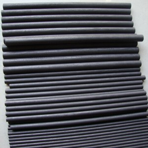 Top Suppliers Fine Grain Graphite Rod - Best Price Extruded FineGrained Graphite Rods from Chinese factory – Juchun