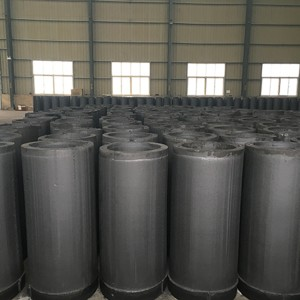 Fast delivery Clay Graphite Crucible Sizes - High quality graphite crucible for melting metal, Nangong Juchun Carbon lowest price – Juchun