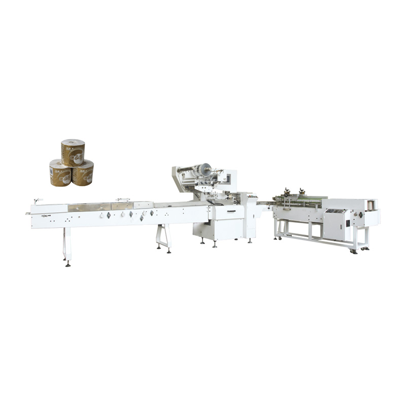 PriceList for Tissue Roll Machine - OK-803 Type Toilet Tissue Single Packing Machine – OK
