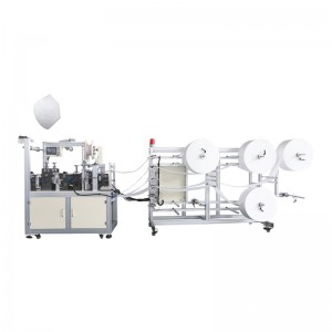 2020 China New Design Foldable Masks Packaging Machine - OK-261 Type KN95 Mask Master Machine – OK