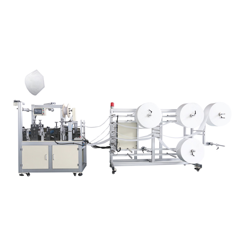 China Manufacturer for Disposable Mask Machine - OK-261 Type KN95 Mask Master Machine – OK Featured Image