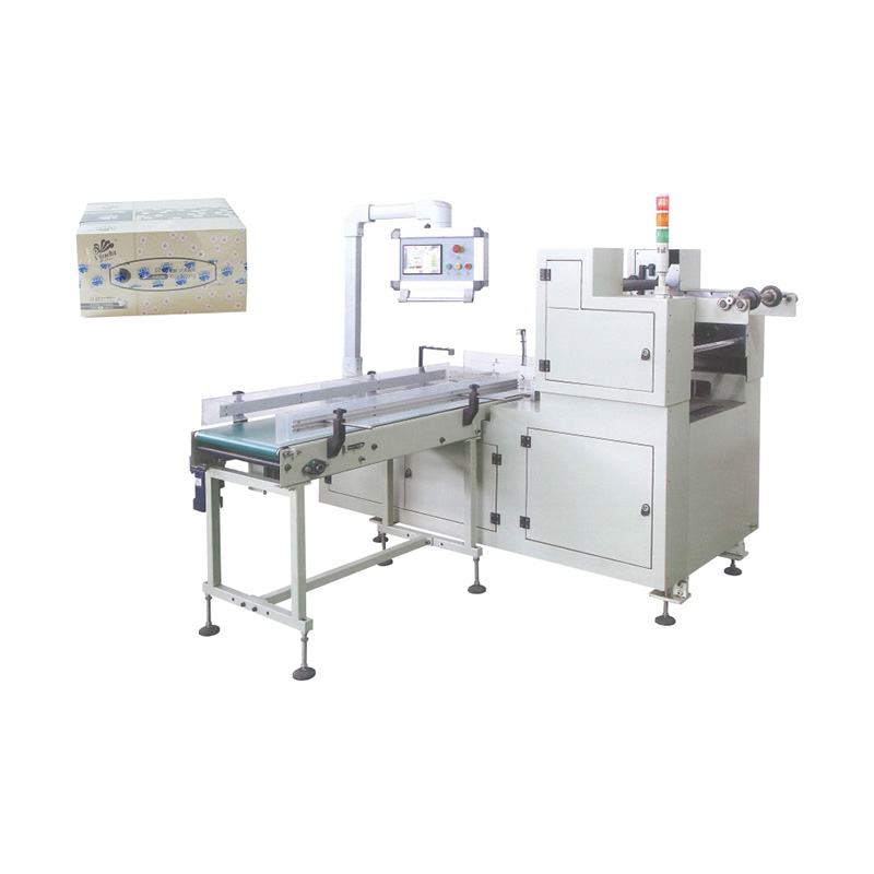 Chinese Professional Facial Tissue Interfolder Machine - OK-10 Type Handle Maker Machine – OK
