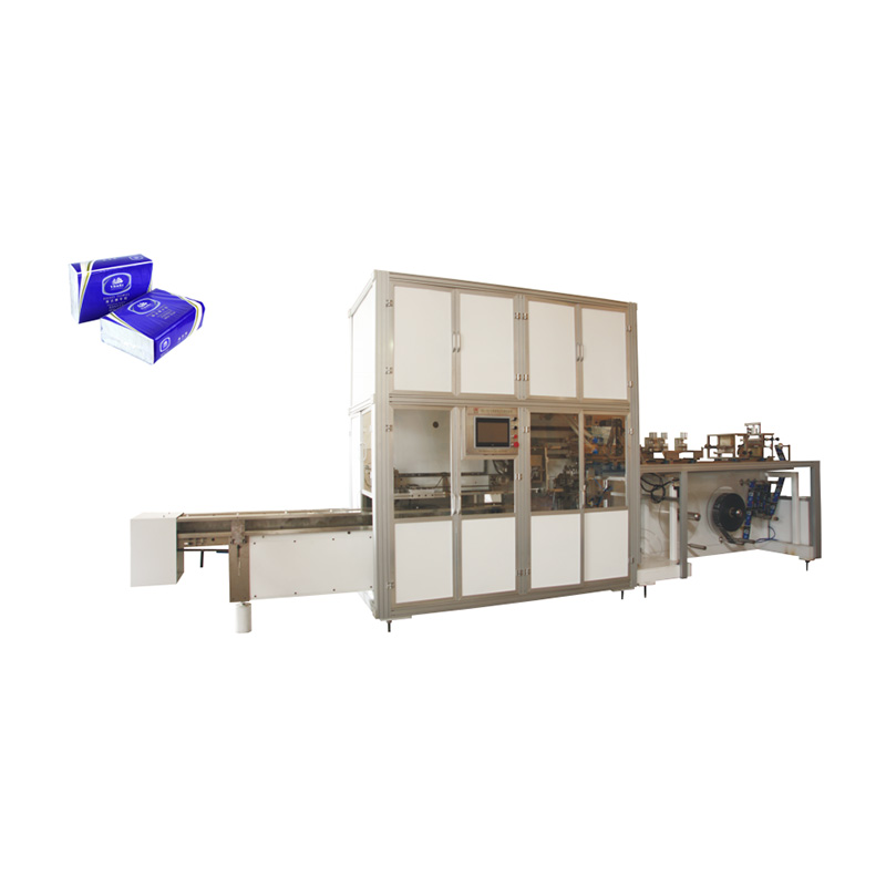 Top Suppliers Facial Tissue Paper Processing Machine - OK-905 Type Hand Towel Packing Machine – OK