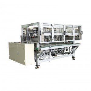 Well-designed Automatic Soft Facial Tissue Single Bag Packing Machine – Tissue Log Automatic Separator – OK