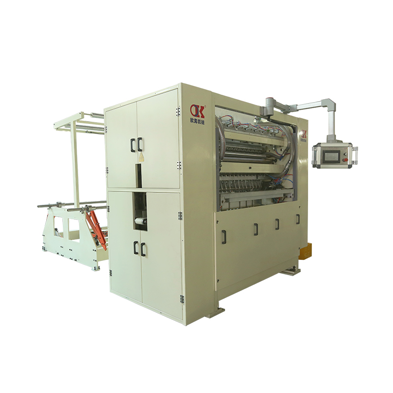 Economical style full-auto facial tissue folding machine