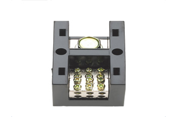 FJ6-JHT series single-pole One inlet,multi-outlet heavy current connection terminal block