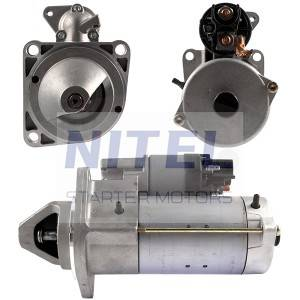 Professional Design 1231026 Starter  - Bosch-0001230007 High performance starter motors for trucks & Construction machinery engines made from China – Nitel