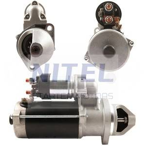 Reasonable price M105R3072SE Starter - Bosch-0001230013 High performance starter motors for trucks & Construction machinery engines made from China – Nitel