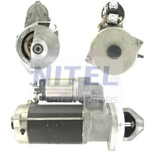 High reputation 19801 Starter - Bosch-0001231006 China high quality brand new starter motors for trucks & Construction machinery engines – Nitel