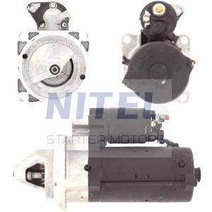 Cheap price 1230007 Starter - Bosch-0001231010 High performance starter motors for trucks & Construction machinery engines made from China – Nitel