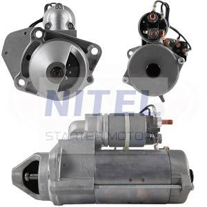 Good quality LRS727 Starter - Bosch-0001231035 High performance starter motors for trucks & Construction machinery engines made from China – Nitel