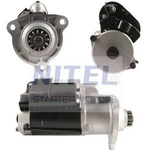Manufacturer for 30170 Starter - Bosch-0001241001 High performance starter motors for trucks & Construction machinery engines made from China – Nitel