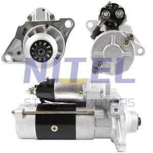 2020 wholesale price  1371006 Starter  - China high quality brand new starter motors Mitsubishi-M008T60971 – Nitel