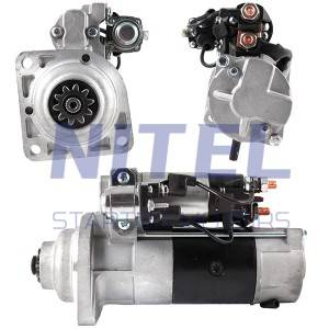 Factory wholesale 1261002 Starter - High performance starter motors Mitsubishi-M008T61671for trucks – Nitel