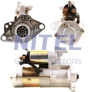 Professional China  M008T55581 Starter - Starter Motors Mitsubishi-M008T81671 For Construction machinery engines – Nitel