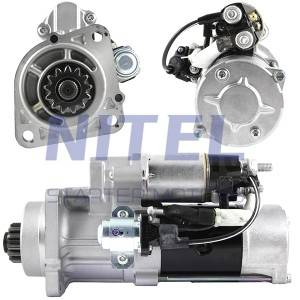 Wholesale M008T62471 Starter - Starter motor Mitsubishi-M009T66171 For Engines – Nitel