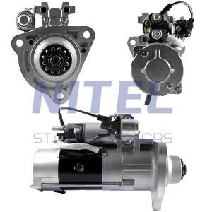 Discount Price 1231028 Starter - China factory starter motors Mitsubishi-M009T66371 – Nitel