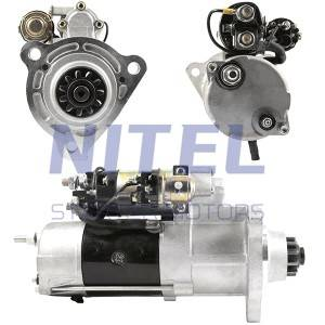 Factory Cheap Hot 18239 Starter - China factory starter motors Mitsubishi-M009T80072 – Nitel