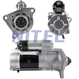 Hot-selling 1241008 Starter - China Factory Starter Motors Mitsubishi-M009T80971 – Nitel
