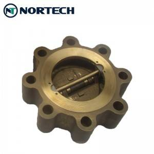 Factory Cheap Hot Duo Check Valve - Metal Seat Dual Plate Check Valve – Nortech