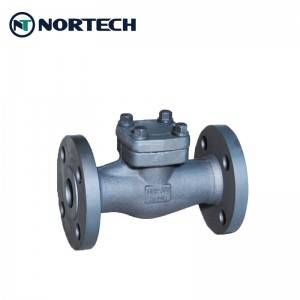 Reasonable price Dual Plate Check Valve Rtj - Forged Steel Check Valve – Nortech
