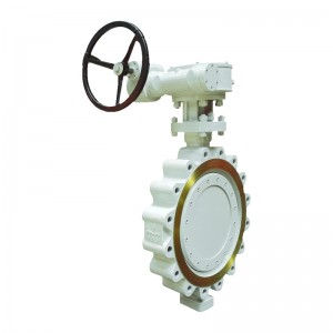 Lugged Butterfly Valve