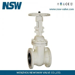 Awwa Resilient Seated Gate Valve - API 600 Cast Steel Gate Valve – Newsway