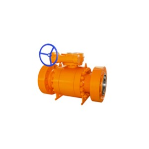 Hot-selling Wcb Ball Valve - Metal Seated Ball Valve – Newsway