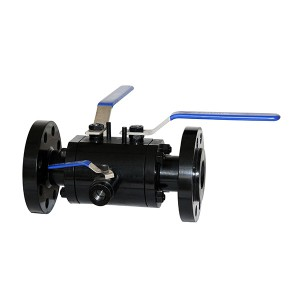1 Pc Threaded Ball Valve - DBB ball valve – Newsway