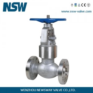 Super Lowest Price Bellow Globe Valve - Pressure Sealed Bonnet Globe Valve – Newsway