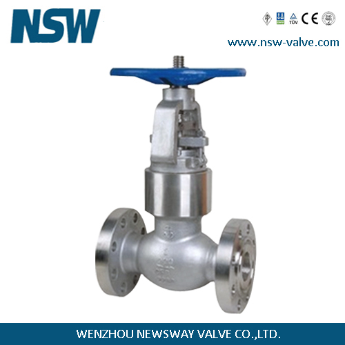 Cheapest Price Flanged Globe Valve - Pressure Sealed Bonnet Globe Valve – Newsway