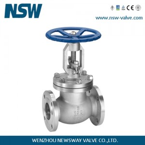 Bottom price Extension Stem Globe Valve - Stainless Steel Globe Valve – Newsway