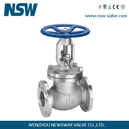 Forged Steel Globe Valve Supplier - Stainless Steel Globe Valve – Newsway