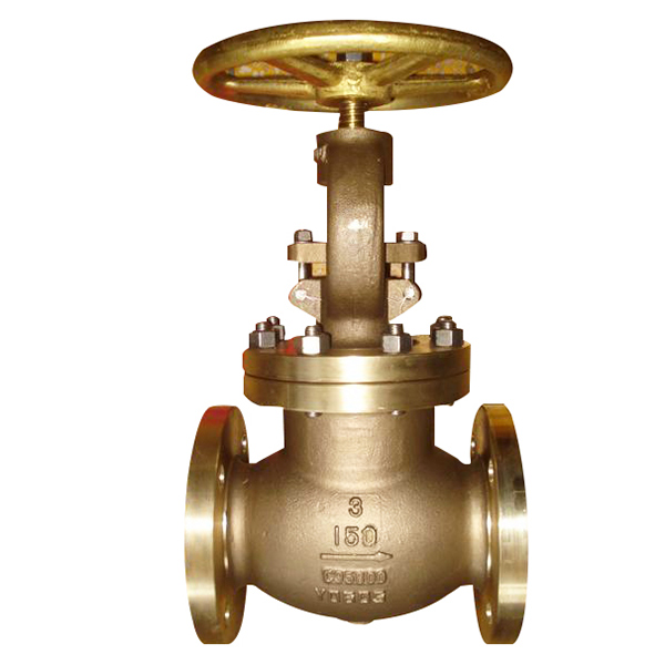 High definition Flange End Globe Valve - C95800 globe valve – Newsway detail pictures