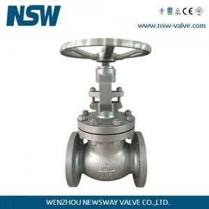 Good quality Forged Steel Cryogenic Globe Valve - BS1873 Cast Steel Globe Valve – Newsway
