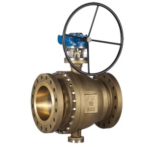 Alloy Steel Ball Valves - Aluminium Bronze Ball Valve – Newsway